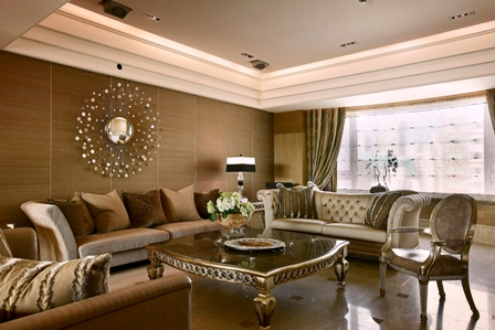 Concept Creation Interior Design ® Taipei Shanghai San Jose.